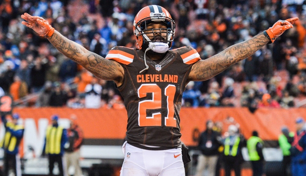 reputable site fbe07 24edd Cleveland Browns